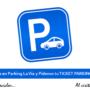 Parking Gratis por venir a las oficinas de Almudena Seguros Dénia